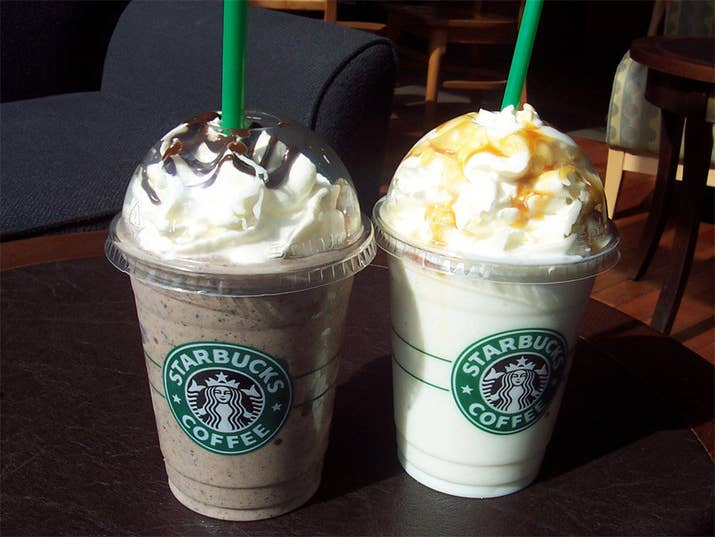 Starbucks Is Releasing A Birthday Cake Flavored Frappuccino In Honor