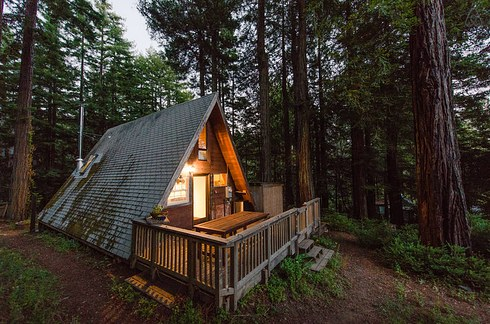 Cool 27 Tiny Houses You Can Actually Stay In Largest Home Design Picture Inspirations Pitcheantrous