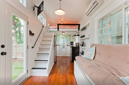 Incredible 27 Tiny Houses You Can Actually Stay In Largest Home Design Picture Inspirations Pitcheantrous