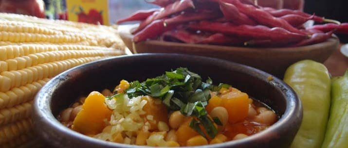 20 amazing vegan dishes from south america 19 porotos granados from chile forumfinder Images