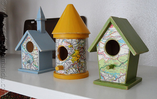 16 crafty diy projects that will help you recycle your old for Recycled craft ideas for adults