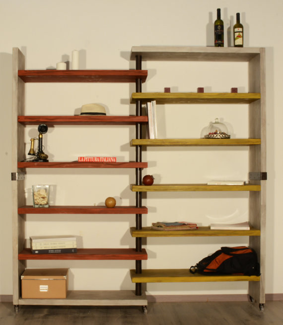 Install A Rotating Shelf To Optimize Space.