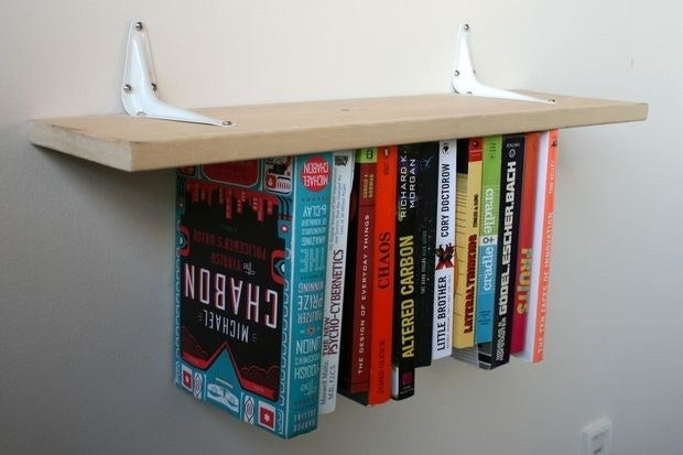 Unique Book Shelf 27 insanely clever ways to display your books