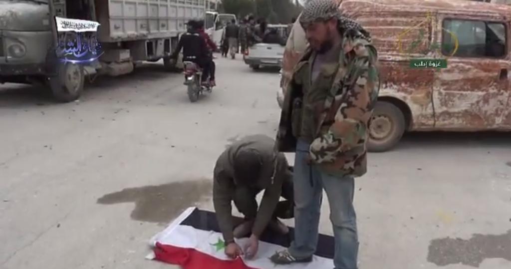Activists: Islamist Rebels Seize Syrian City Of Idlib