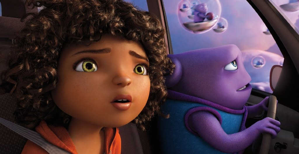 """""""Home"""" Gives DreamWorks Animation A Much Needed Box Office Win"""