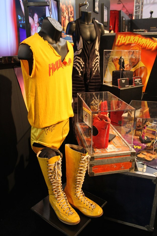 33 Of The Most Over Things At WrestleMania Axxess