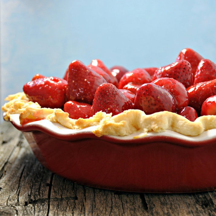 For when your fruit is so perfect you can't bear to fuss with it. Get the recipe.