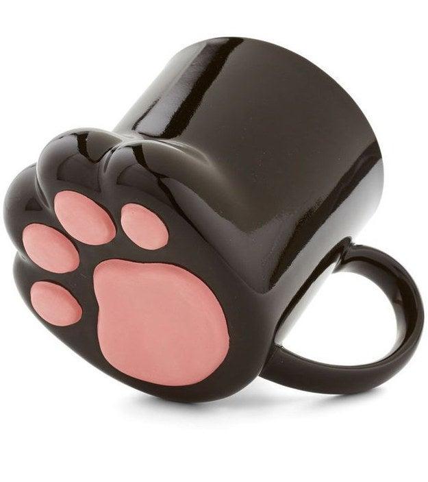 Pawsitively Bemused Mug, $19.99