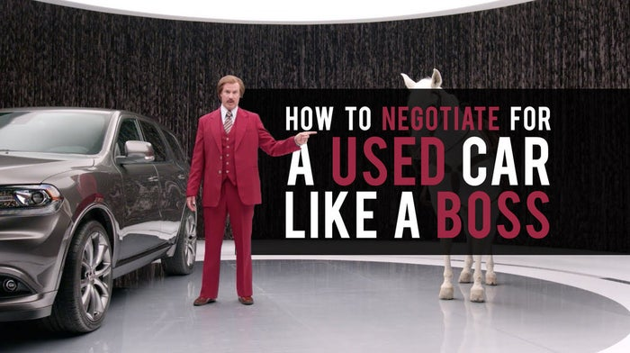 Here S How To Negotiate For A Used Car Like A Boss