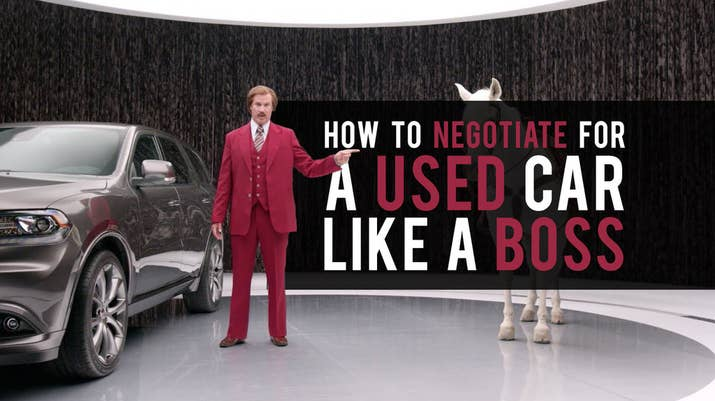 Negotiating Car Lease Canada