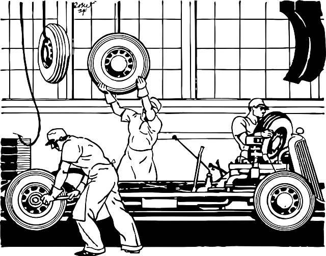 Coloring Pages Model T Ford : 20 fun facts about ford motor company