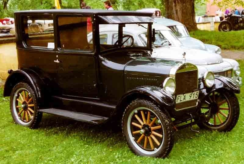 While the Model A car was the first automobile manufactured by Ford they did not & 20 Fun Facts About Ford Motor Company markmcfarlin.com