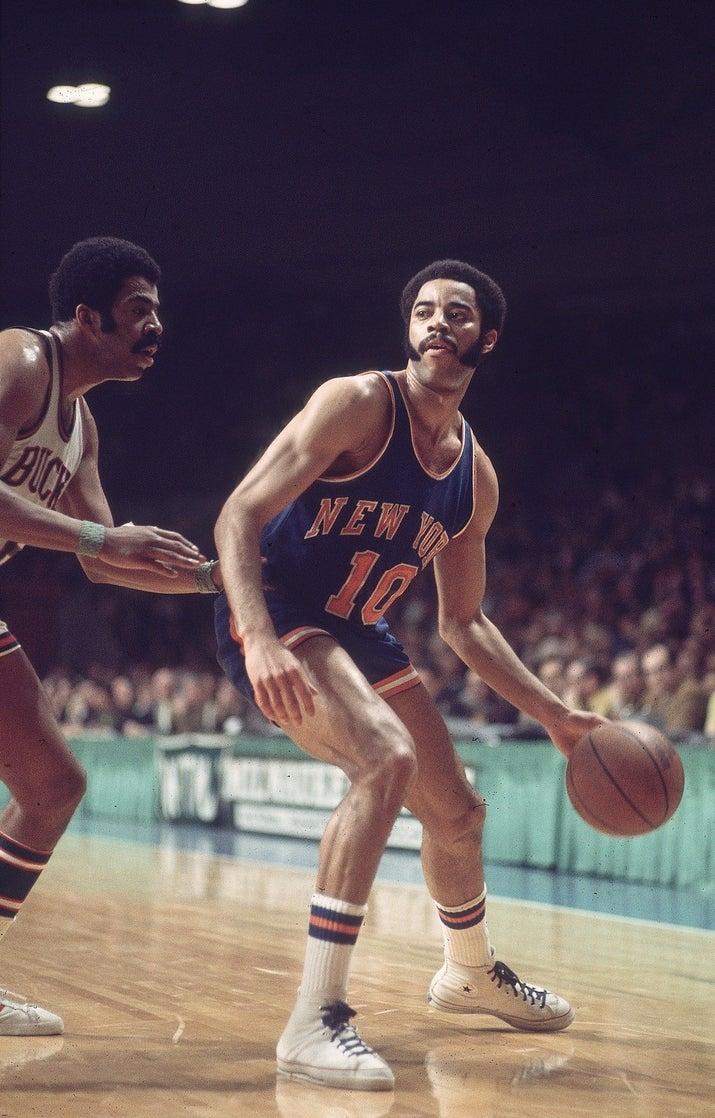 Knicks Legend Walt Frazier Might Be The Most Dapper Man In Basketball
