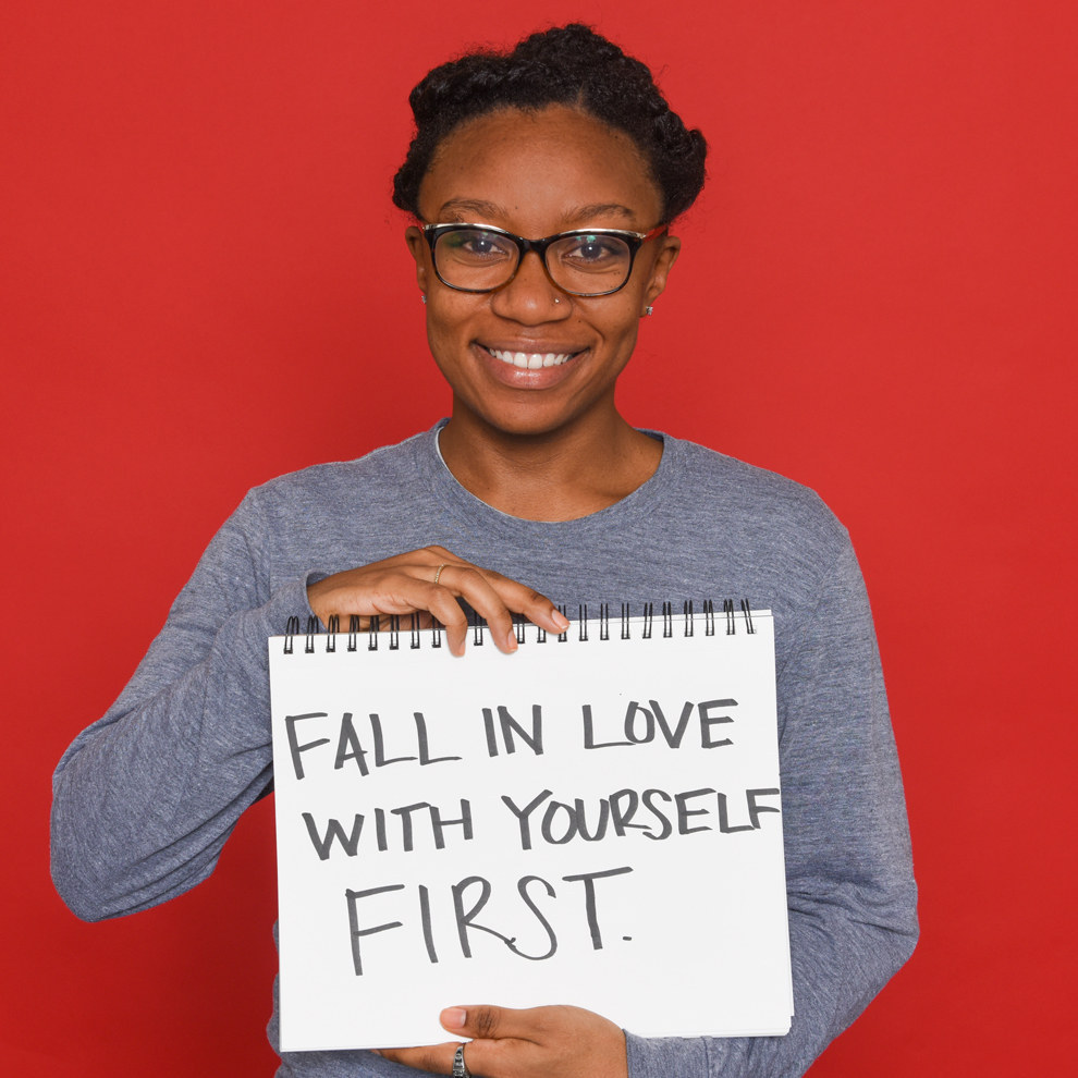 dating yourself first