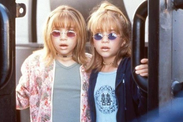 23 iconic mary kate and ashley outfits youre still obsessed with - Mary Kate And Ashley Olsen Halloween