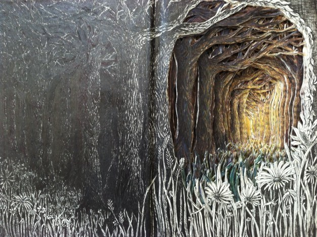 This Avid Reader Makes Gorgeous 3D Art Out Of Abandoned Books