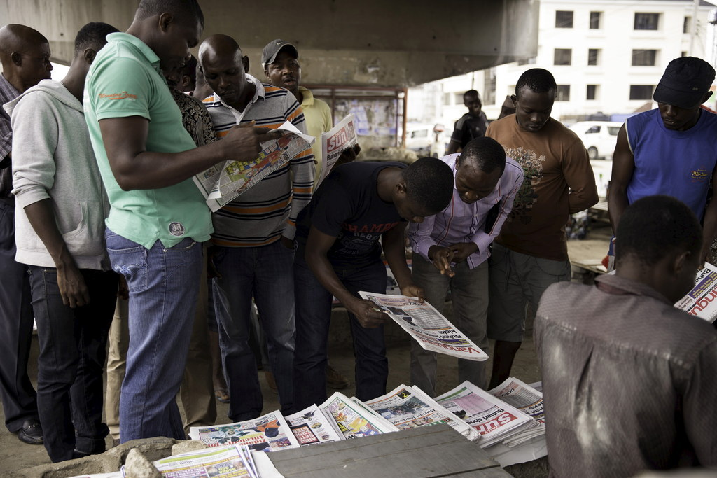 Nigeria's Incumbent Concedes The Presidency After Close Election