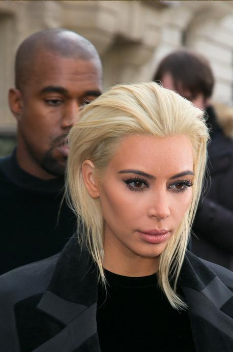 enhanced 16622 1425571074 9?downsize=715 *&output format=auto&output quality=auto 15 things kim kardashian's new bleach blonde hair looks like