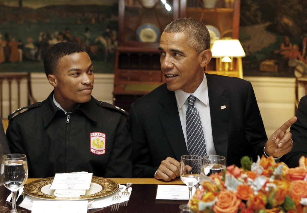 White House Says My Brother's Keeper Has Made Progress In Its First Year