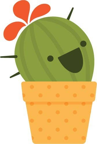 9 friendly cactus