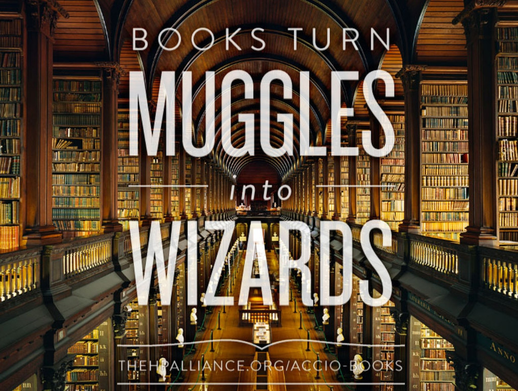 Harry Potter Book Age Appropriate : Why the harry potter books should be read in schools