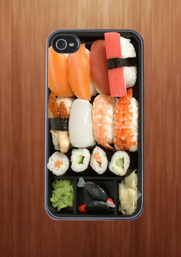Sushi Bento Box Phone Case, $12.99