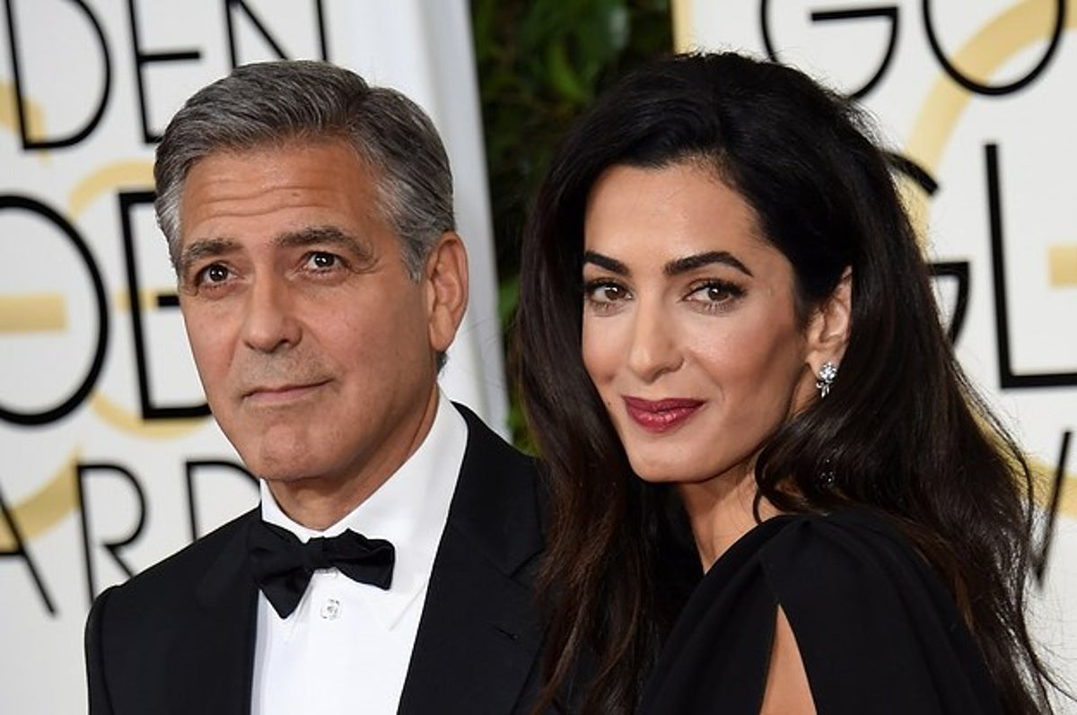 🌷 who dated george clooney