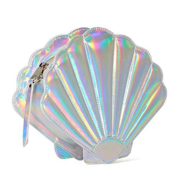 Shell Purse, $45.00