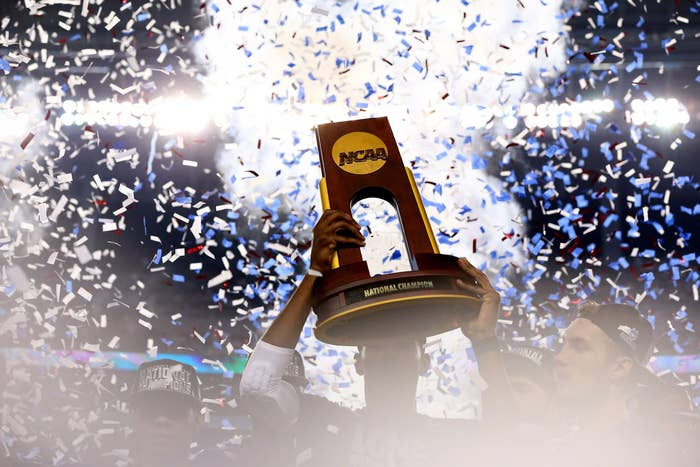 Event: College BasketballFill out your bracket, cheer for your favorite teams, and experience the exhilaration of winning and losing alongside the country's best young athletes.