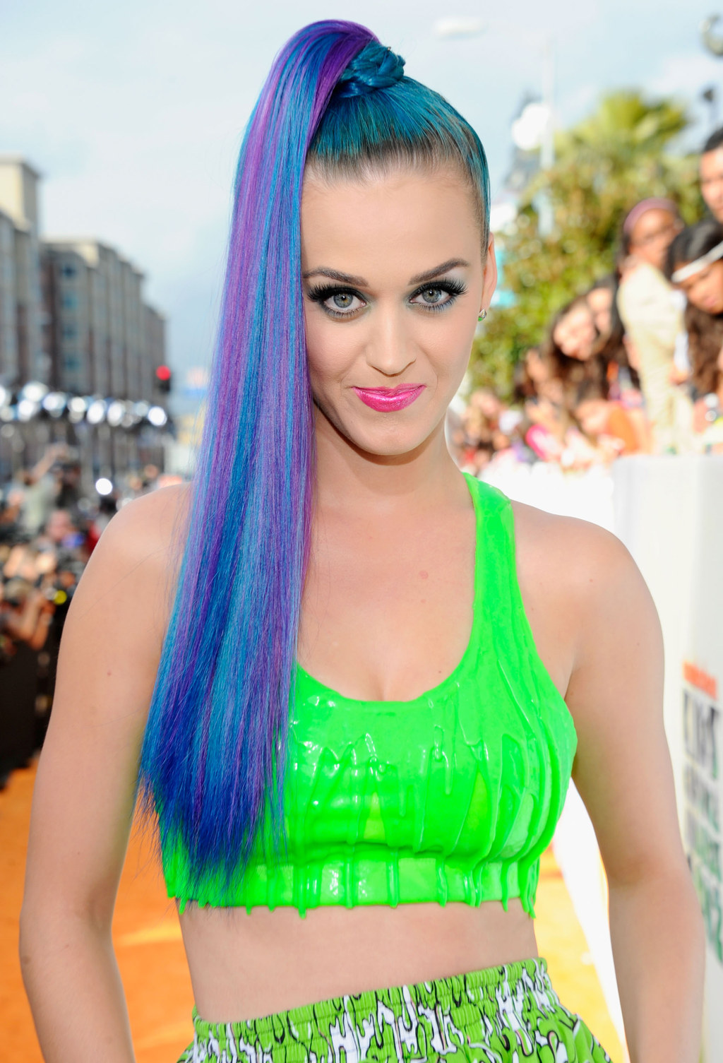 Katy Perry May Have Just April Fooled Us Into The Best Haircut Ever