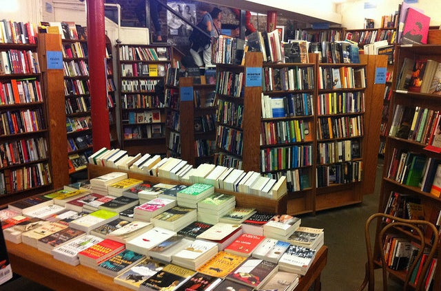 City Lights Books in San Francisco.