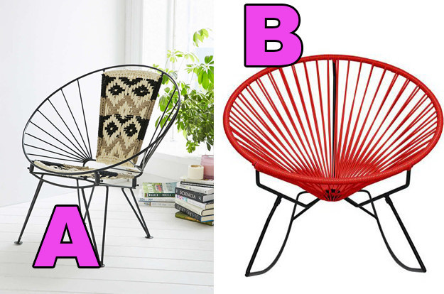 Which Chair Costs More?