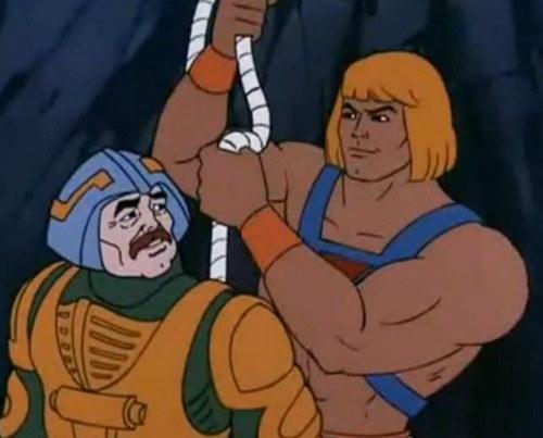 23 Fotos que demuestran que He-Man era un pervertido sexual
