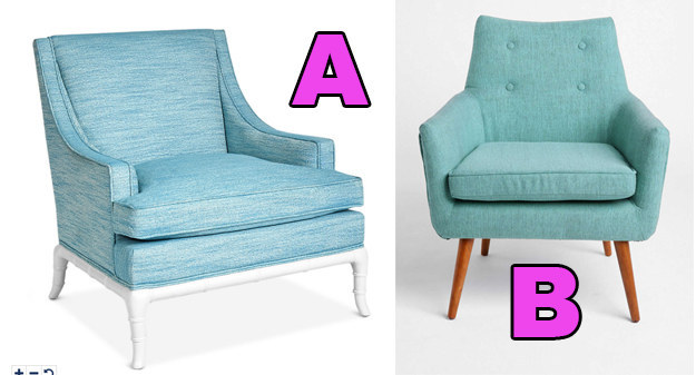Which Arm Chair Costs More?