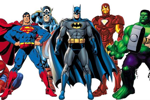10 lessons superheroes taught us about everyday life. Black Bedroom Furniture Sets. Home Design Ideas