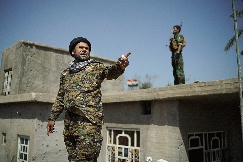 The Warrior Imams On The Battlefields Of Iraq