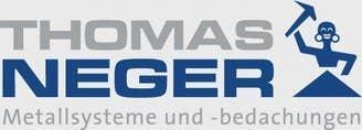 Schon der Großvater von Thomas Neger, Ernst Neger, hatte das Logo für seine Firma Ernst Neger Bedachungs GmbH verwendet.