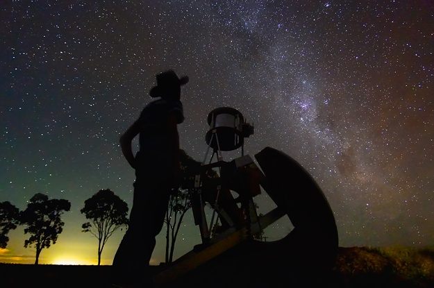 This Aussie Teen Built A Telescope And His Pictures Of ...