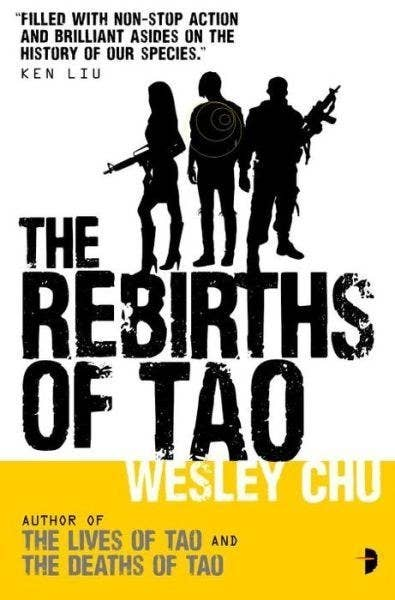 What it's about: Five years have passed since the events in The Deaths of Tao. The world is split into pro-Prophus and pro-Genjix factions, and is poised on the edge of a devastating new World War. A Gengix scientist who defects to the other side holds the key to preventing bloodshed on an almost unimaginable scale.With the might of the Gengix in active pursuit, Roen is the only person who can help him save the world, and the Quasing race, too. And you thought you were having a stressful day...Why you should buy it: Chu's Tao novels have landed him quite a bit of acclaim, and this latest continues the exciting and action-packed series. We're eager to get our hands on this one. Release date: 4/7/2015