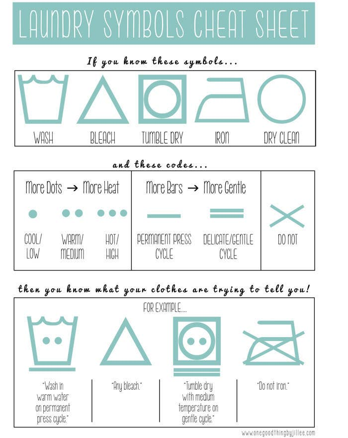 This Is The Only Laundry Tag Graphic You Will Ever Need