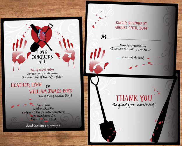 Ic Save The Date Geeky Wedding Invite Digital