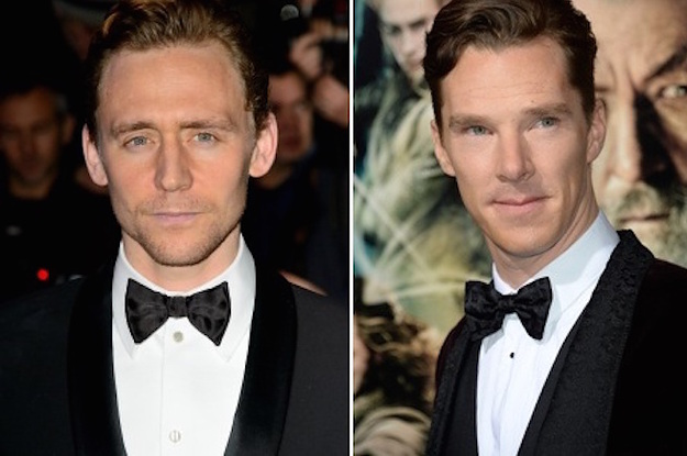is tom hiddleston or benedict cumberbatch your soulmate