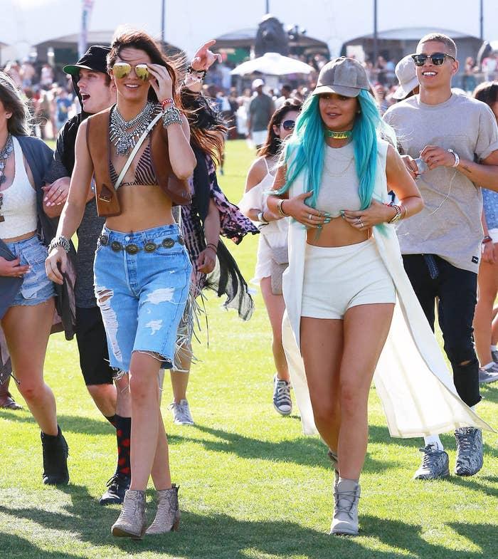 Kendall Jenner e Kylie Jenner