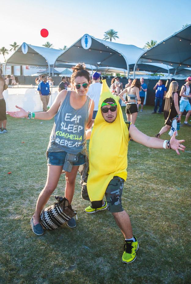 This human banana man.