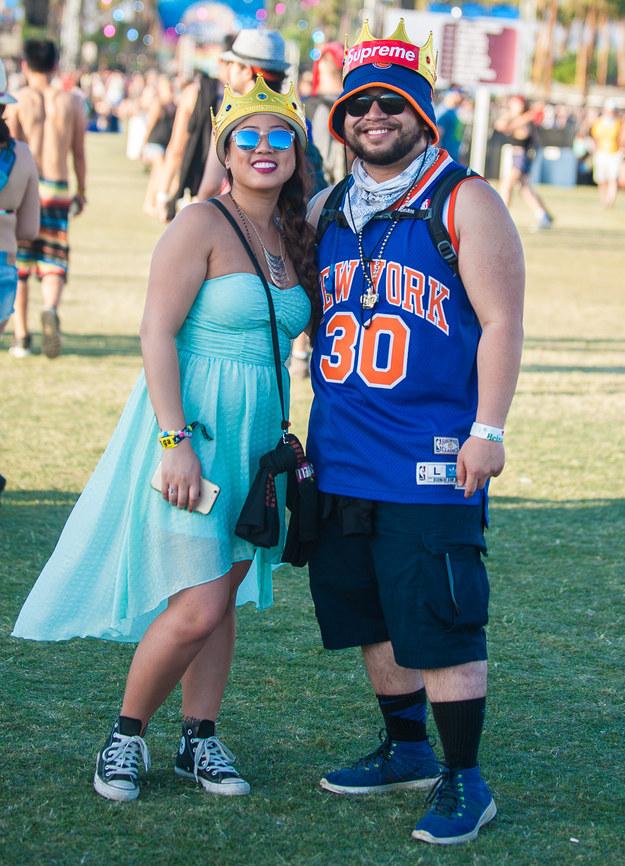 This Supreme couple.