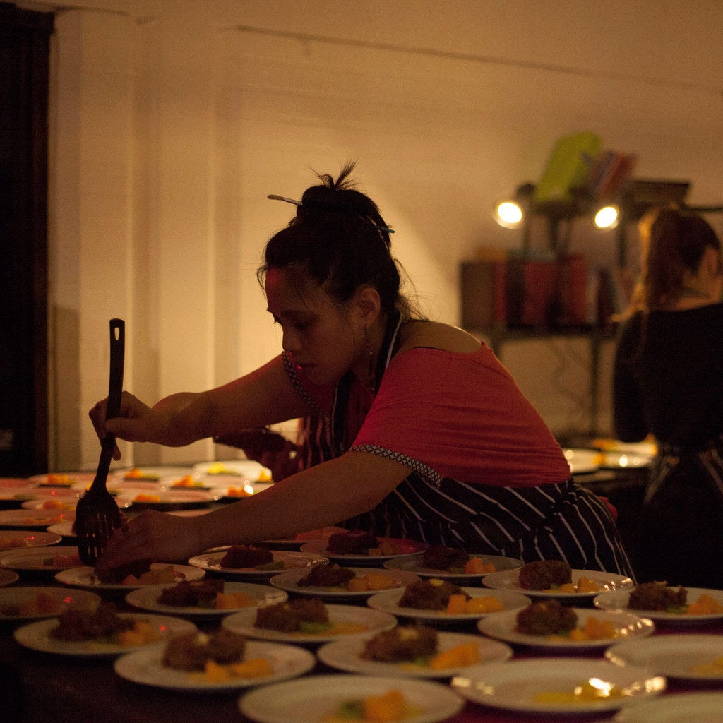 Refugee Women Are In Charge At This New Pop-Up Restaurant