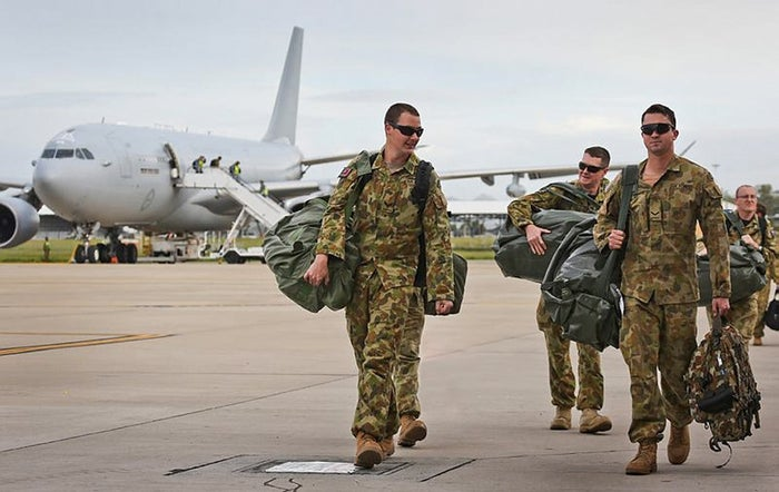 Most of the soldiers will come from the Army's 7th Brigade, based in Brisbane.They'll work in a taskforce on a capacity training mission with 100 troops from the New Zealand Defence Force and will be based at the Taji military complex north of Baghdad.The mission is expected to go for two years.
