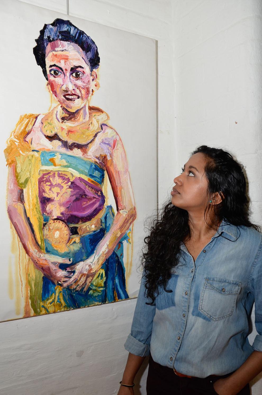 Myuran Sukumaran's Haunting Artwork Has Gone On Display