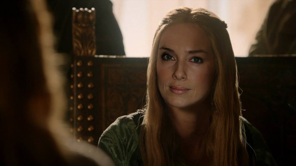 Leticia Spiller responsável por abrasileirar Cersei Lannister.