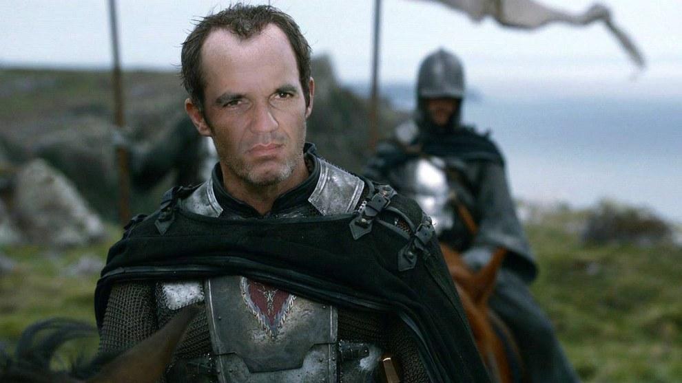 Humberto Martins no lugar de Stannis Baratheon.
